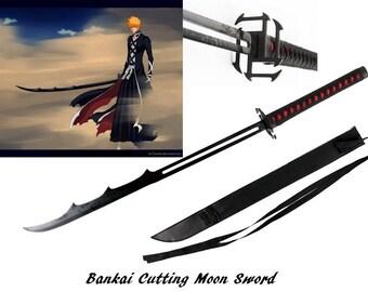 Bleach Anime Swords