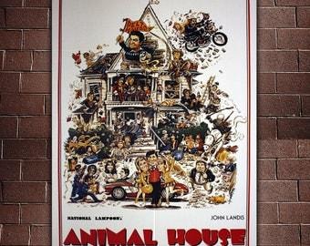 Original Movie Poster Animal House - Size: 100x140 CM