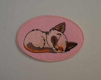 embroidered back Cat 1
