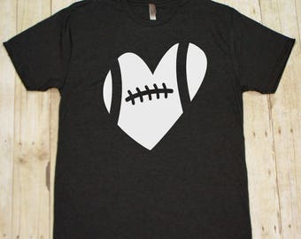 Football shirt, Football mom shirt, Friday night lights, Sunday shirt, Game day top, Football tshirt, Football Sunday tshirts, TBS 166