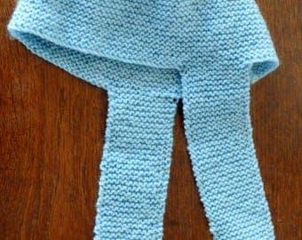 Blue baby 3 months Hat