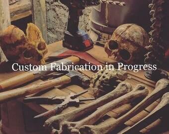 Skull Mask - Catacomb Culture
