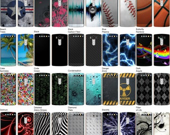 Choose Any 2 Designs - Vinyl Skins / Decals / Stickers for LG V10 Android Smartphone