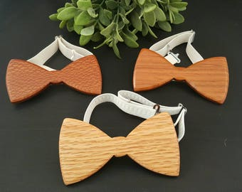 Wooden bow tie.. great Father's day Christmas birthday gift.  Handcrafted.