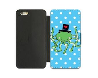 iphone 7 plus wallet case, octopus iphone wallet case, iphone 6 plus wallet case, iphone, iphone 5 case, iphone 5 wallet case, iphone 7 case
