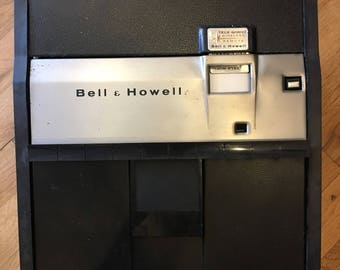 Bell & Howell Tele-sonic Projector