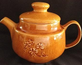 Shamrock Tea Pot Made in North Ireland