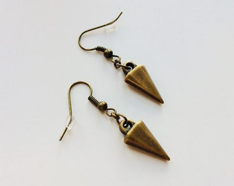 Sale | Spike | Emo | Gothic | Simple | Earrings