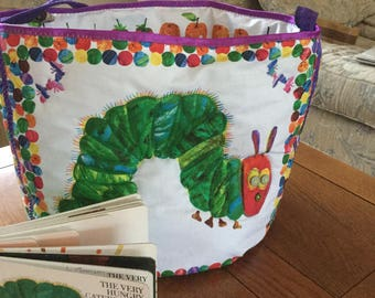 The Very Hungry Caterpillar Toy Bag