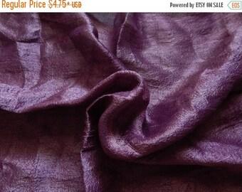 10% OFF Pure Silk Fabric, Pure Dupioni Silk Fabric, Silk Fabric, Indian Silk Fabric, Lavender Silk Fabric