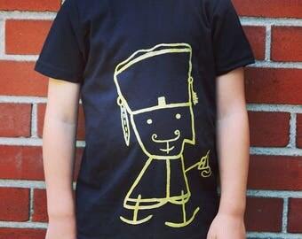 Captain Hook T-shirt/sweater