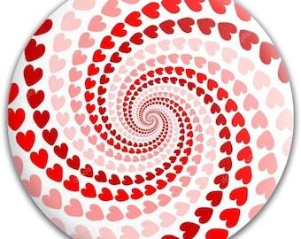Disc Golf Dynamic Discs- Heart Spiral
