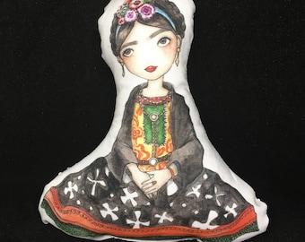 Dolls inspired by Frida