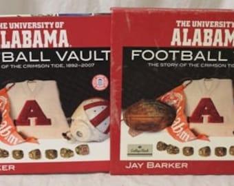 Alabama Football Vault Book