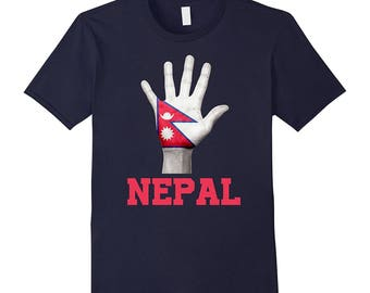 I Am From nepal Tshirt we are ALL HUMAN
