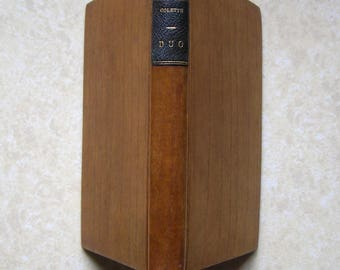 Book 1934/editions Ferenczi 1934/Colette DUO 1934 /antiquityfrench/ Colette