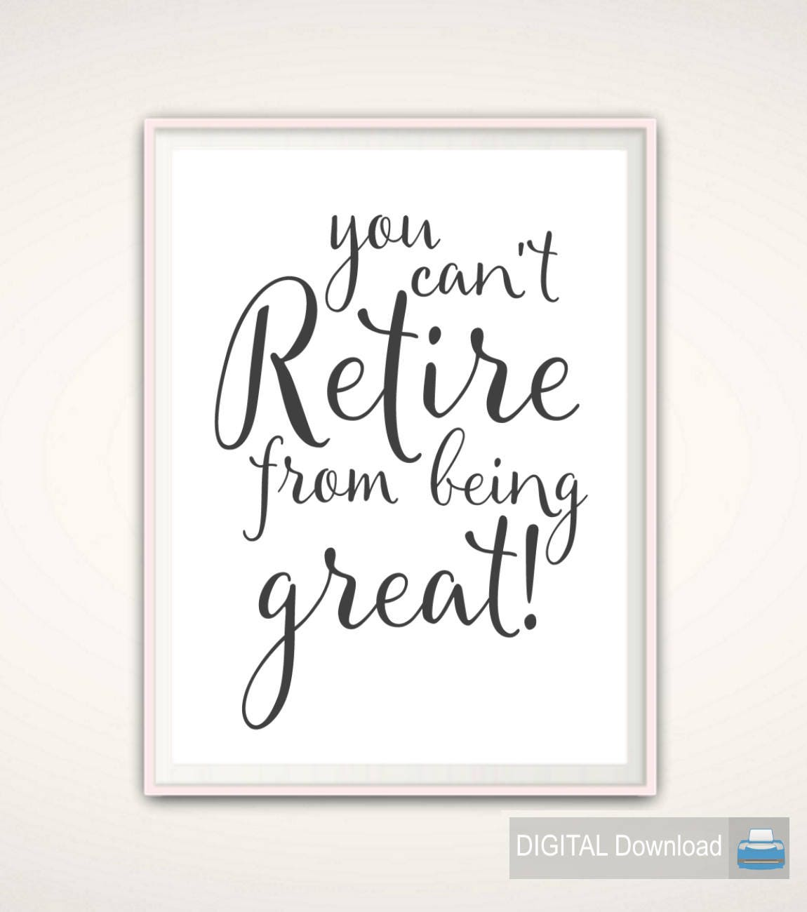 Quotes About Retirement And Time: Retirement Gift For Man Retirement PRINTABLE Retirement