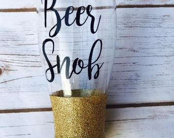 Beer Snob Pilsner | Glitter Pilsner