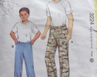 Boys head wrap Kwik sew learn to sew pattern (headwrap only)
