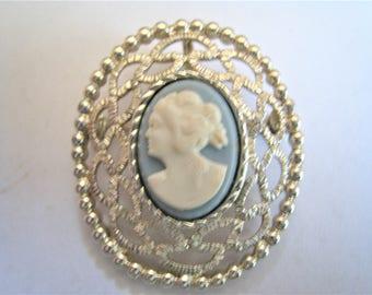 Vintage Sarah Coventry Pin & Pendent Pin