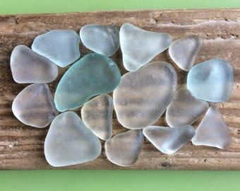 Genuine sea glass , sea glass pieces , authentic sea glass , Scottish sea glass , Scottish beach glass , beach glass mix , mosaic pieces