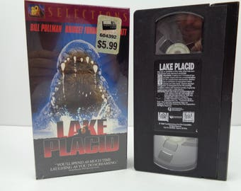 Lake Placid VHS Tape