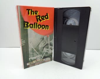 The Red Balloon VHS