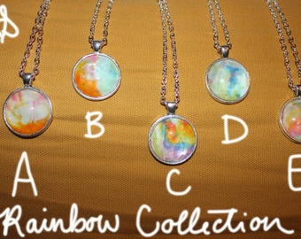 Rainbow Collection Necklaces