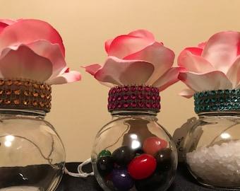 Bling Rose Mini's