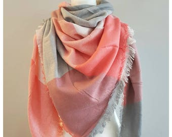 50% off - Blanket Scarf