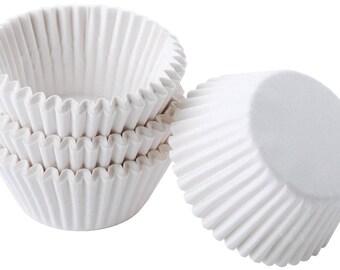 Mini Cupcake Liners 1-1/2in x 1-1/8in