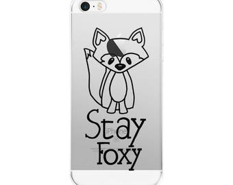 iPhone Case-STAY FOXY