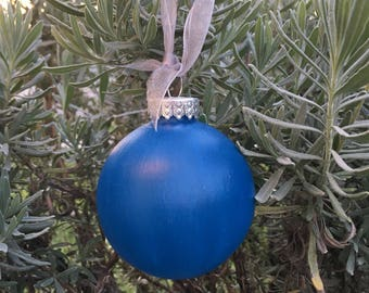 The Seaglass Collection - Coastal/Beach/Nautical Christmas Ornaments