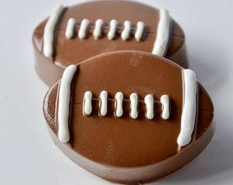 Chocolate, Football Mom, Football Coach Gift, Football Season, Football, Game Day, Coach Gift, Baby Shower Favor, Baby Boy, Baby Shower Idea