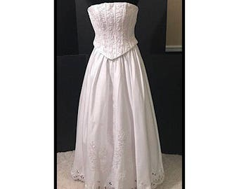SALE - Michaelangelo Wedding Dress