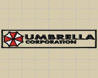 Umbrella Corp Embroidery *Design Only*