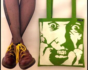 "tote bag ""The scream"""