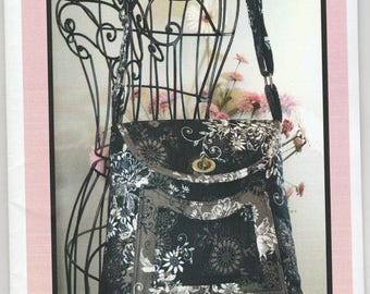SALE** Casey b Bag Pattern - Dancing Daisy Designs