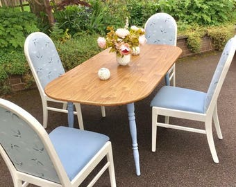 Dining Table and Chairs x