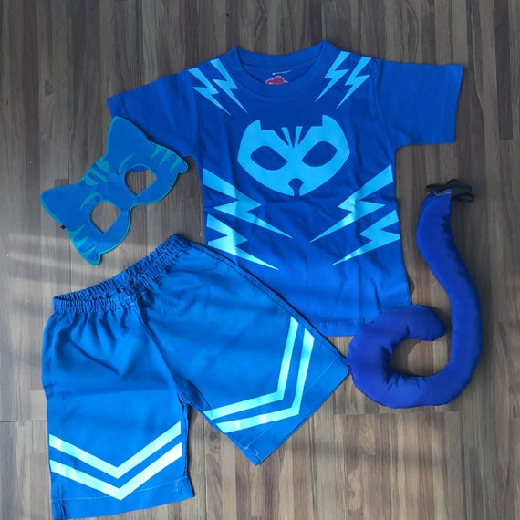 PJ Masks Catboy Inspired Costume