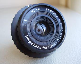 Holga Lens HL-C for Canon EOS Dslr SLR Film Camera