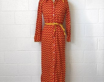70's Lisa Cobb for Saks Fifth Ave Dress