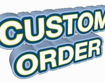 CUSTOM EMBROIDERED TOILET paper - personalized just for you