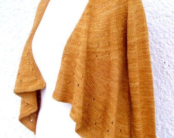 Hand knitted cardigan, womens cardigan, young ladies cardigan, merino silk cardigan, autumn colors, size M-L, US 12,UK 14,Germany 42
