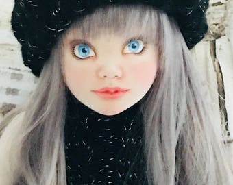 PamicDolls Collection  - 40cm face painted BJCD