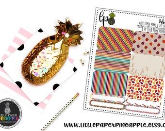 Little Paper Pineapple