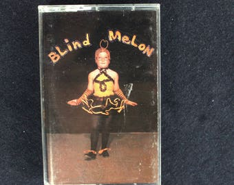 Blind Melon Self Titled Album 1992 Cassette Tape- No Rain