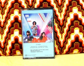 Kool and The Gang- Celebrate- Cassette Tape 1980