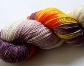 Magic Man - 4ply yarn - hand-dyed - Merino/Bamboo blend