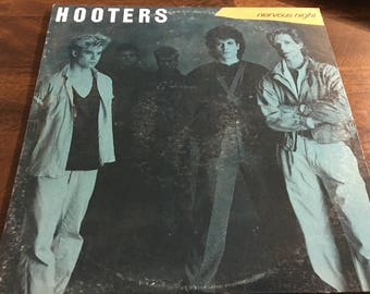 Hooters Nervous Night Record Lp
